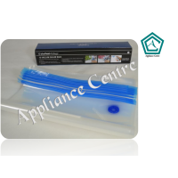 VACUUM SEALER BAGS 10PK 22cm X 21cm FOR SHEFFIELD