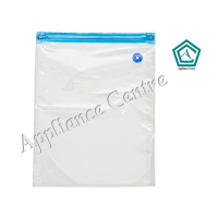 VACUUM SEALER BAGS 10PK 26cm X 28cm FOR SHEFFIELD
