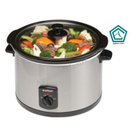 New! Sheffield 5 Litre Slow Cooker - PL390