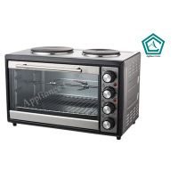 NEW! - SHEFFIELD 33L MINI OVEN WITH DUAL HOT PLATE
