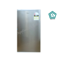 MIDEA HS-140LS 112 LITRE STAINLESS BAR FRIDGE