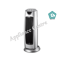 CERAMIC TOWER HEATER - SHEFFIELD 1000W/2000W