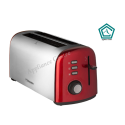 WESTINGHOUSE 4 SLICE TOASTER RED