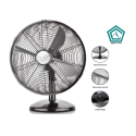 NEW! SHEFFIELD PL713 30CM METAL DESK FAN